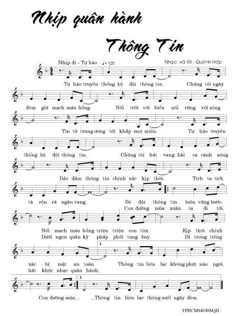 Nhip quan hanh Thong Tin - Quynhhop