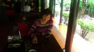 Cafe pho nui