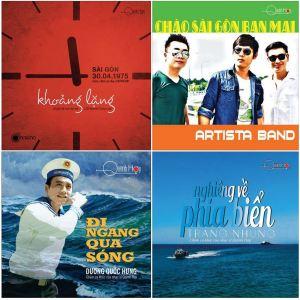 4 album trong thang 4