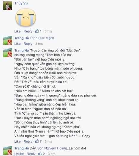Bai tho - Tran Lap - Trang Ha